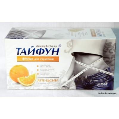 Фиточай тайфун для похудения
